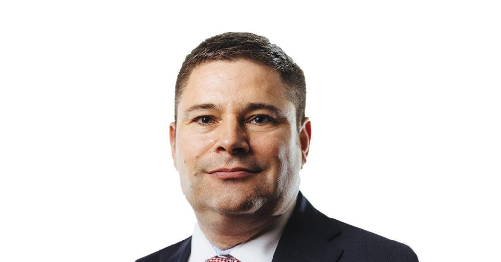 Kymppivoima Oy:n toimitusjohtaja Anders Renvall