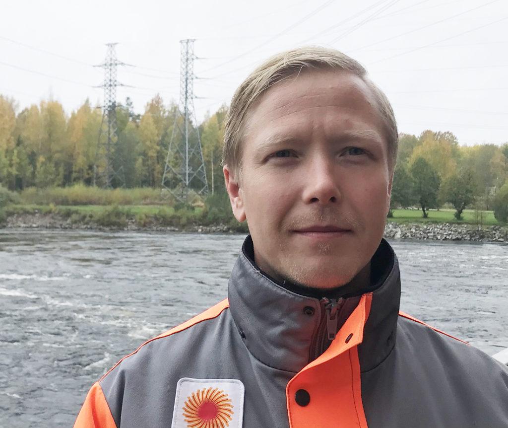 Stora Enson Suomen energiajohtaja Esa Ukkonen
