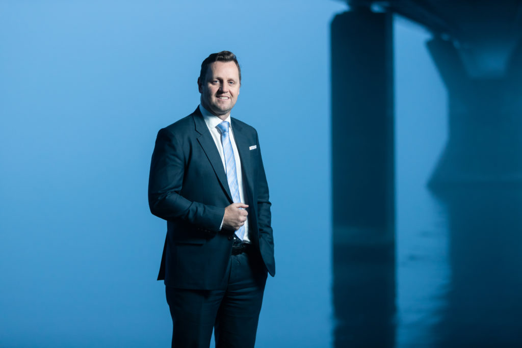 Rami Vuola, EPV Energia Oy:n toimitusjohtaja