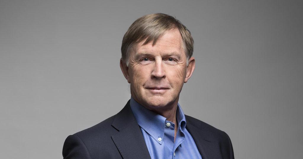 Stora Enson yritysvastuujohtaja Noel Morrin